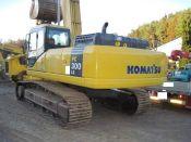 Komatsu PC300LC-7